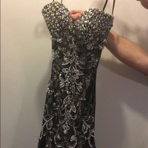 Long prom/formal dress!